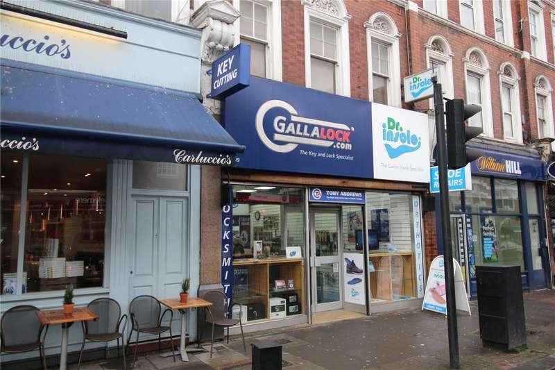 Retail Property (high Street) Commercial for sale in Muswell Hill Broadway, Muswell Hill, London, N10
