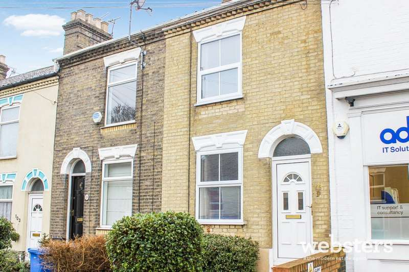 2 Bedrooms Terraced House for sale in Sprowston Road, Norwich NR3