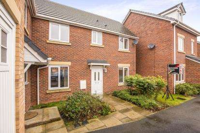 3 Bedrooms End Of Terrace House for sale in Lime Tree Close, Clayton-Le-Woods, Chorley, Lancashire, PR6
