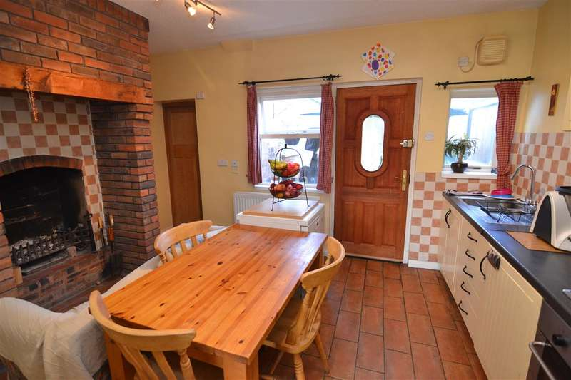 2 Bedrooms Terraced House for sale in Tenterbanks, Stafford