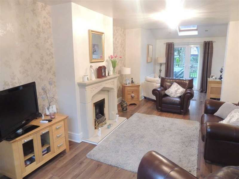 4 Bedrooms Semi Detached House for sale in Town Lane, Denton, Manchester