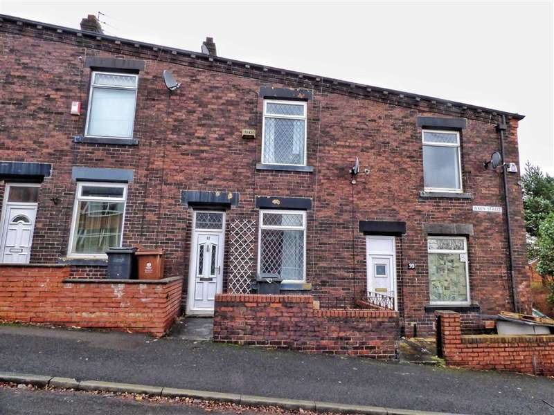 2 Bedrooms Property for sale in Wren Street, Salem, Oldham, OL4