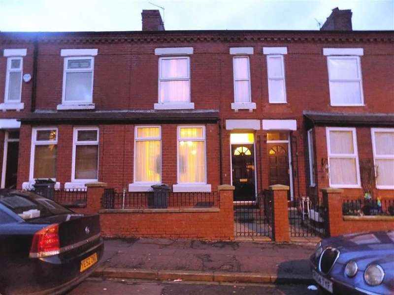 3 Bedrooms Property for sale in Peacock Grove, Manchester