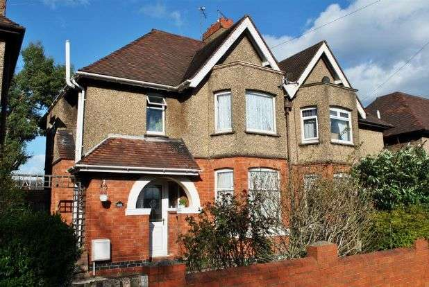 3 Bedrooms Semi Detached House for sale in Kingsthorpe Grove, Kingsthorpe, Northampton NN2 6NS