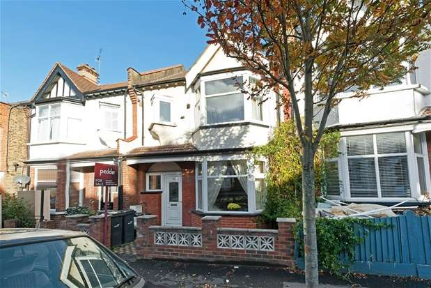 2 Bedrooms Flat for sale in Dumbarton Road, Brixton