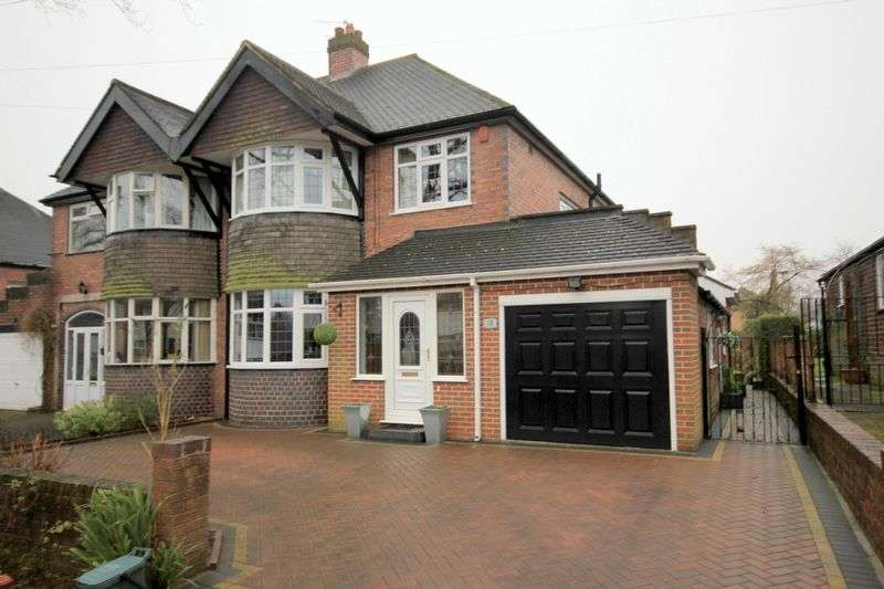 4 Bedrooms Semi Detached House for sale in Kingsway East, Newcastle