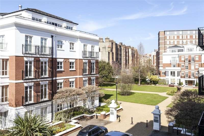 3 Bedrooms Flat for sale in Walnut Court, St. Marys Gate, London, W8
