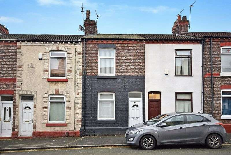 2 Bedrooms Terraced House for sale in Greenway Road, Widnes