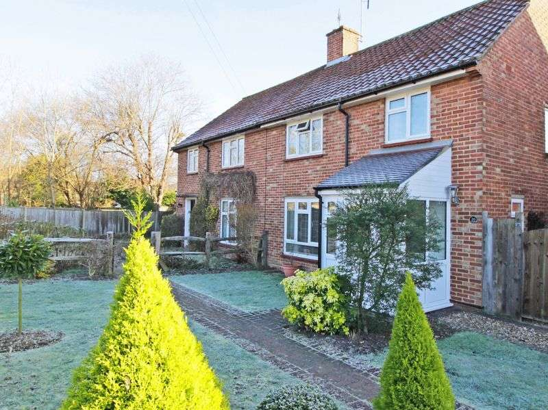 3 Bedrooms Semi Detached House for sale in Springfield Road, Edenbridge