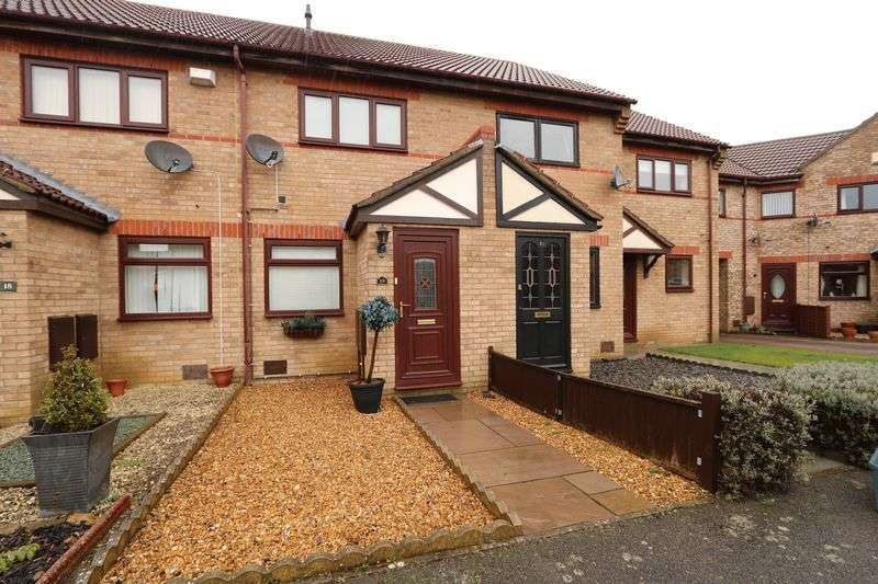 2 Bedrooms Terraced House for sale in Wilsley Pound, Milton Keynes