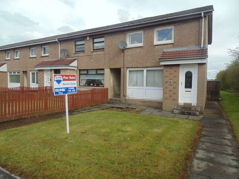 2 Bedrooms Property for sale in Earl View, Motherwell