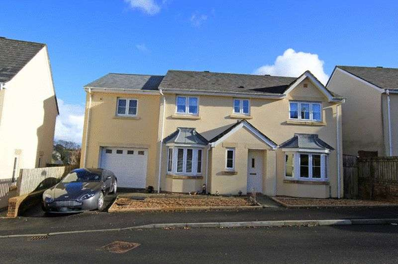 5 Bedrooms Detached House for sale in PARC STARLING, JOHNSTOWN