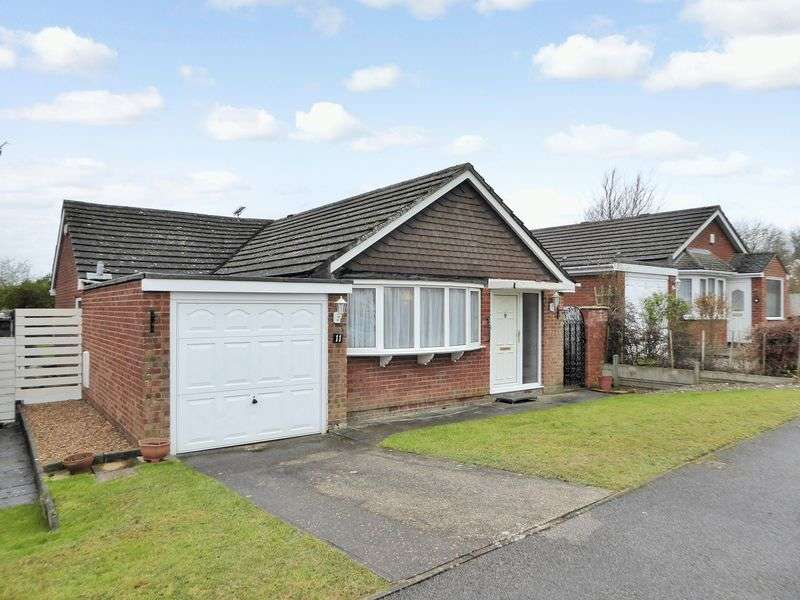 3 Bedrooms Detached Bungalow for sale in Barley Brow, Dunstable