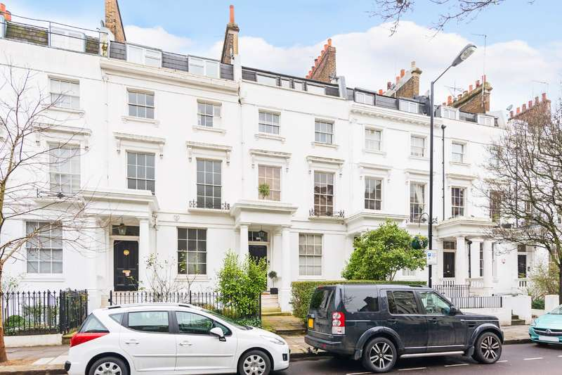 2 Bedrooms Flat for sale in St Marys Terrace, Paddington