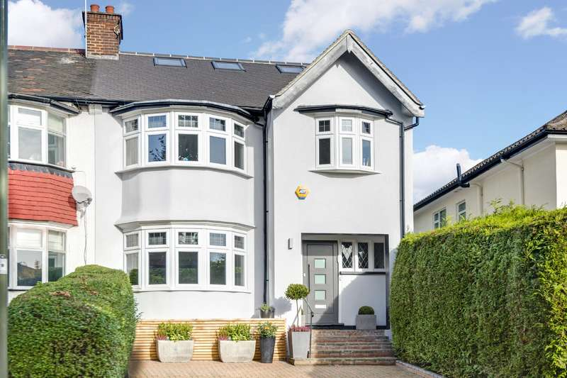 4 Bedrooms House for sale in Beechwood Avenue, Finchley Central