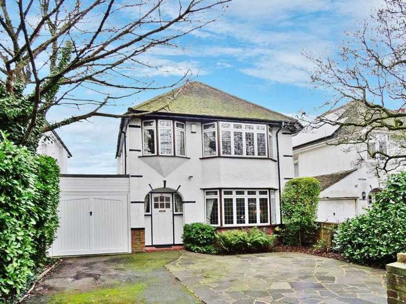 3 Bedrooms Detached House for sale in Poulters Lane, Broadwater, Worthing, BN14