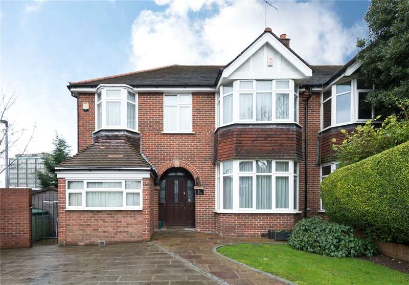 4 Bedrooms House for sale in Lynwood Road, London, W5