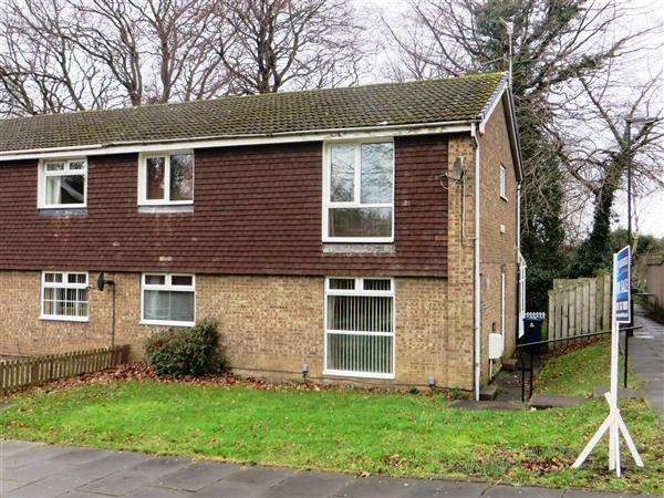 2 Bedrooms Apartment Flat for sale in Wood Grove, Newcastle upon Tyne