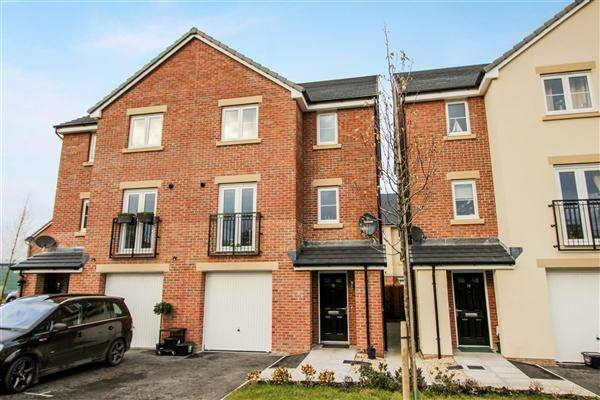 Semi Detached House for sale in Caliope Crescent, Swindon