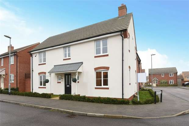 4 Bedrooms Detached House for sale in Crispin Drive, Bedford