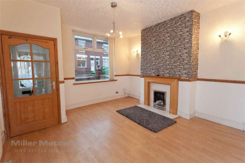 2 Bedrooms End Of Terrace House for sale in Raimond Street, Halliwell, Bolton, Lancashire