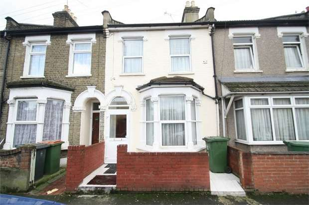 3 Bedrooms Terraced House for sale in Wakefield Street, East Ham, London