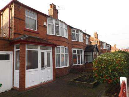 3 Bedrooms Semi Detached House for sale in Victoria Road, Fallowfield, Manchester, Greater Manchester
