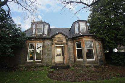 5 Bedrooms Detached House for sale in Menstrie, Clackmannanshire