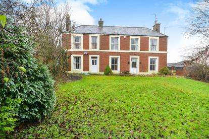 6 Bedrooms Detached House for sale in Carsic Lane, Sutton-In-Ashfield, Nottinghamshire, Notts