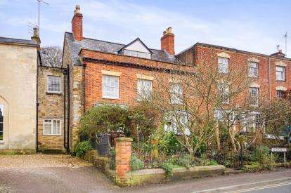 4 Bedrooms Terraced House for sale in Woodmancote, Dursley, Gloucestershire