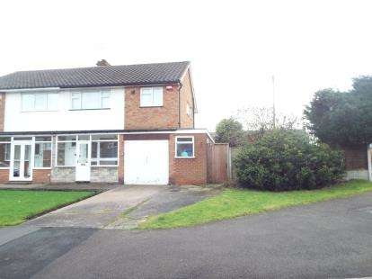 3 Bedrooms Semi Detached House for sale in Ipswich Crescent, Birmingham, West Midlands