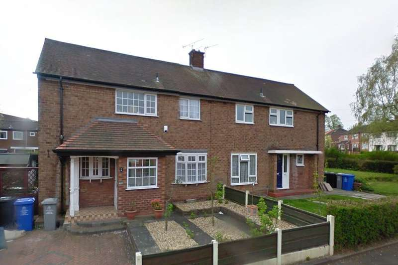 3 Bedrooms Semi Detached House for sale in Hempcroft Road, Timperley, WA15