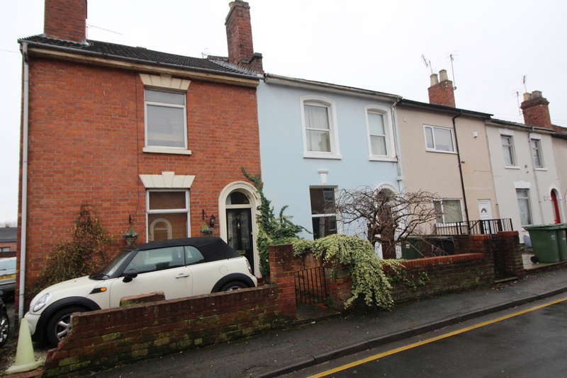 2 Bedrooms Terraced House for sale in Chestnut Street, Worcester, Worcester, WR1