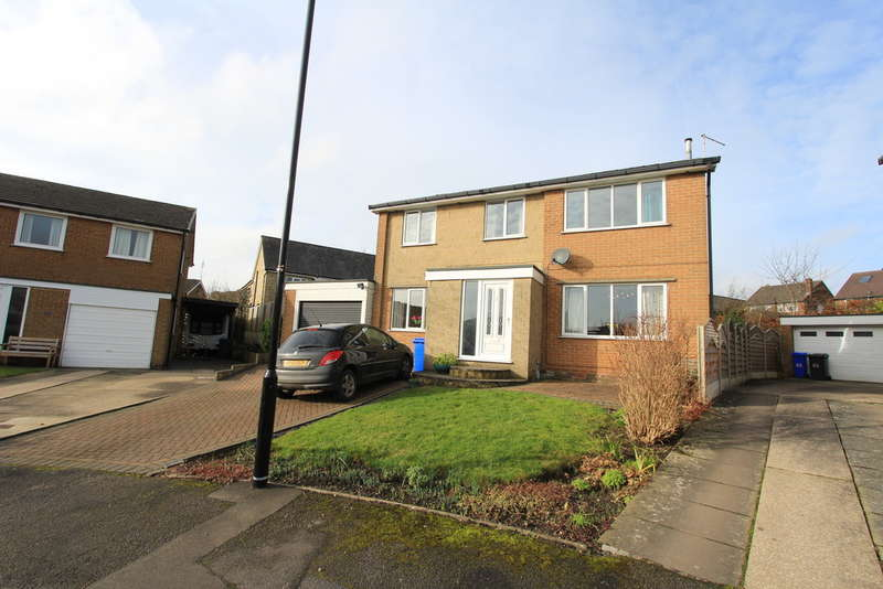 4 Bedrooms Detached House for rent in Conalan Avenue, Sheffield, S17