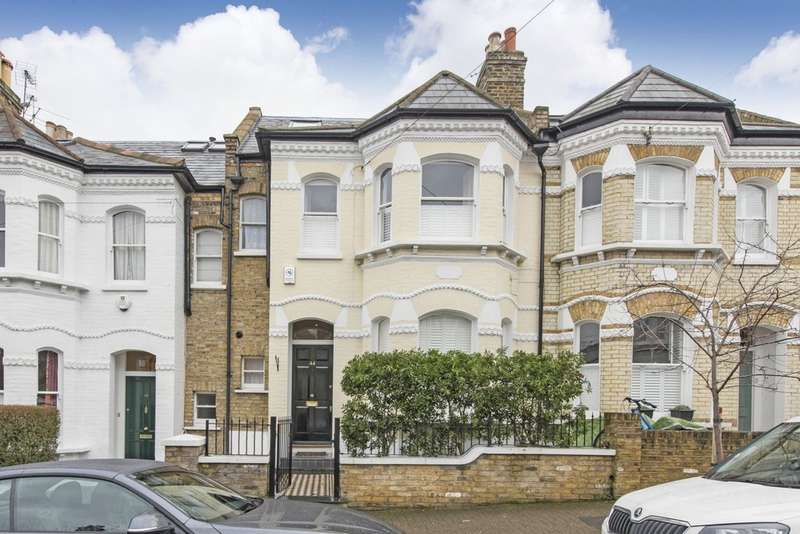5 Bedrooms Terraced House for sale in Belleville Road, Battersea, London