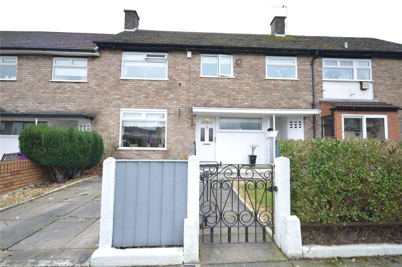 4 Bedrooms Terraced House for sale in Meriden Road, Belle Vale, Liverpool, L25
