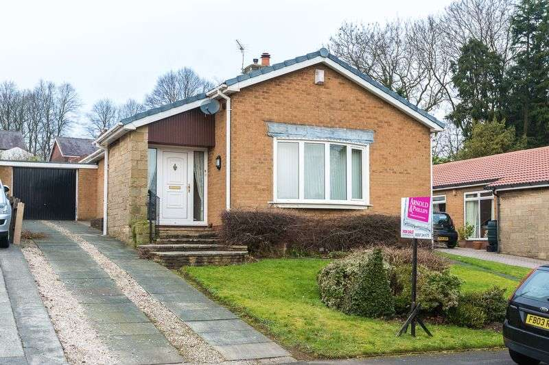 3 Bedrooms Detached Bungalow for sale in Radburn Close, Clayton Le Woods