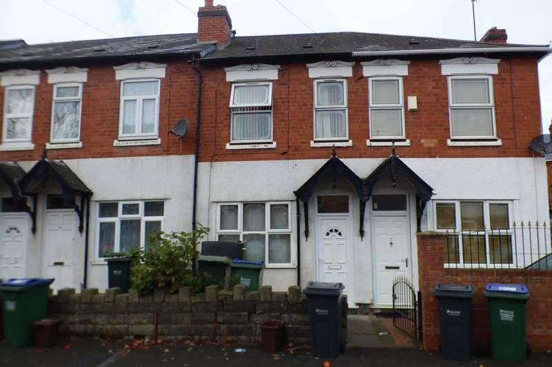 3 Bedrooms Terraced House for sale in Arden Road, Smethwick