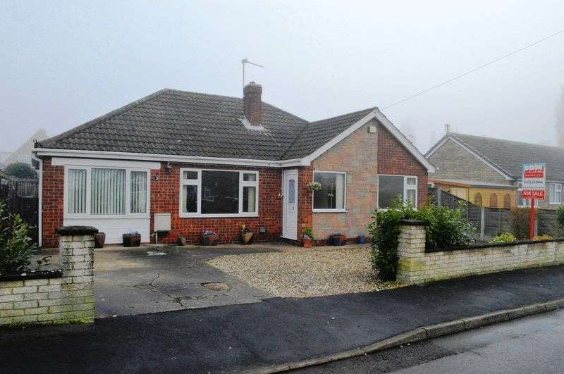 3 Bedrooms Detached Bungalow for sale in Yarborough Road, Brigg