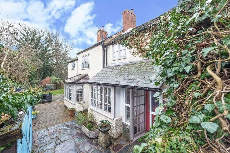 3 Bedrooms Detached House for sale in Hideaway Cottage Main Street, Woodhouse Eaves
