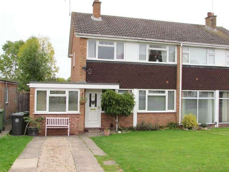 4 Bedrooms Semi Detached House for sale in Gunners Lane, Studley