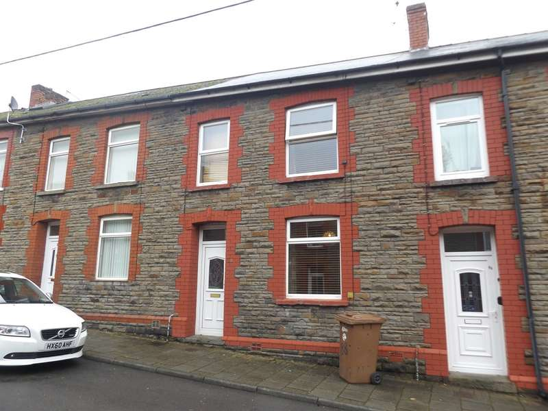 3 Bedrooms Terraced House for sale in James Street, Trethomas, Caerphilly
