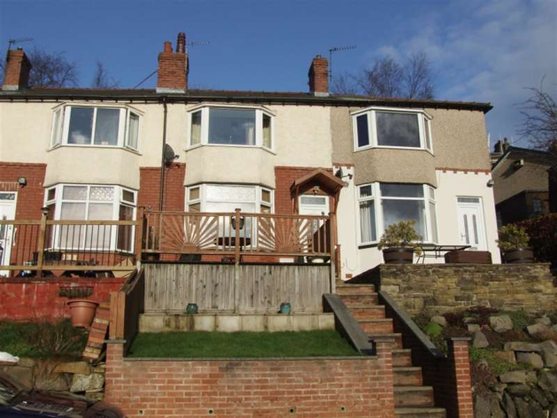2 Bedrooms Terraced House for sale in Willowfield Terrace, Pye Nest, Halifax, HX2 7JL