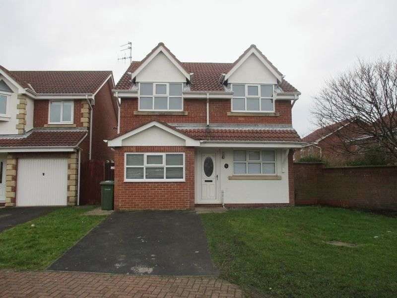 3 Bedrooms Detached House for sale in Priory Grange, Blyth