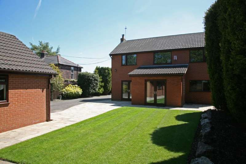 4 Bedrooms Detached House for rent in Mesne Lea Road, Worsley, Manchester, M28 7EU