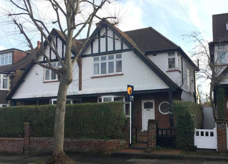 3 Bedrooms Semi Detached House for sale in Percival Road, East Sheen, SW14