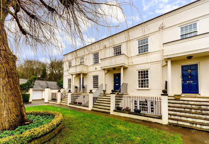 4 Bedrooms House for sale in Seaton Close, Putney Heath, SW15