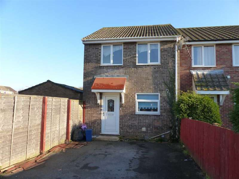 3 Bedrooms End Of Terrace House for sale in Linden Close, Bulwark, Chepstow