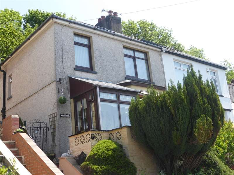 3 Bedrooms Semi Detached House for sale in Smallwood Road, Baglan, Port Talbot