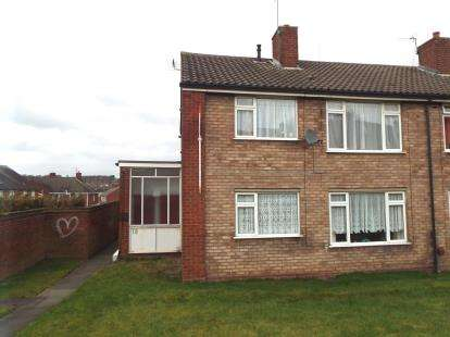 1 Bedroom House for sale in Scott Street, Cannock, Staffordshire